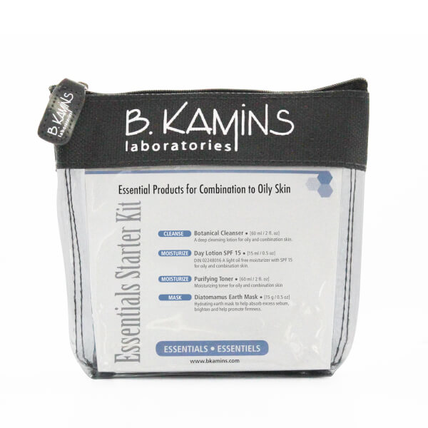 B. Kamins Oily and Combination Skin Starter Kit