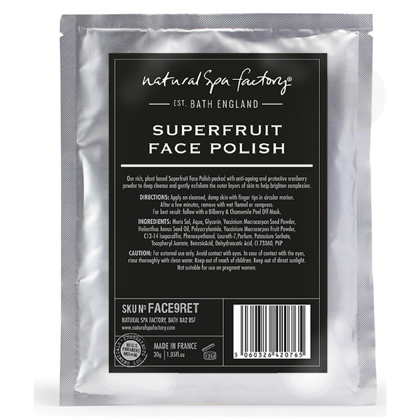 Natural Spa Factory Superfruit Face Polish