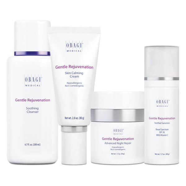 Obagi Gentle Rejuvenation System - Sensitive Skin Kit