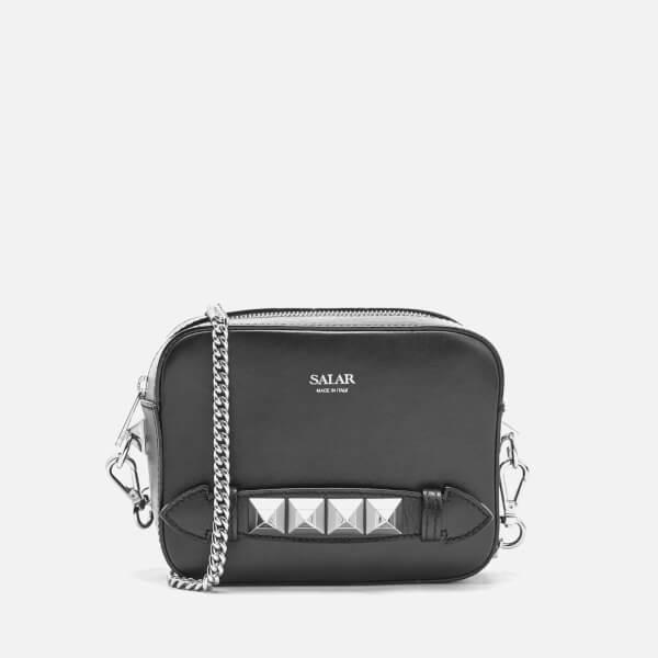 SALAR Women's Betz Small Bag - Nero