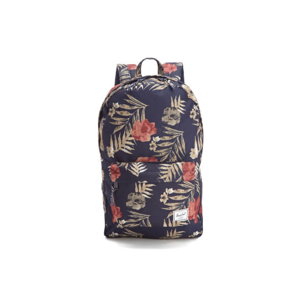 c32a000d9cb Herschel Supply Co. Classic Backpack - Peacoat Floria  Image 1