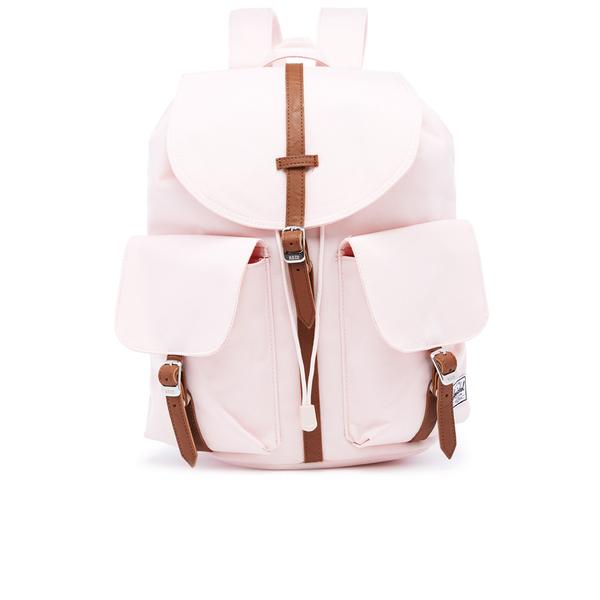 e66bfd62f2 Herschel Supply Co. Women s Dawson Backpack - Cloud Pink Tan Womens ...