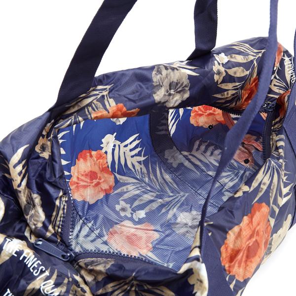 14740e8d188c Herschel Supply Co. Packable Duffle Bag - Peacoat Floria  Image 4