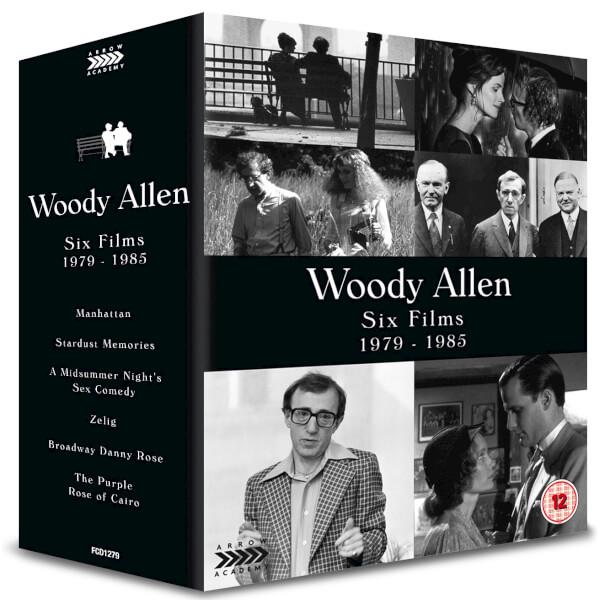 Woody Allen: Six Films - 1979 - 1985