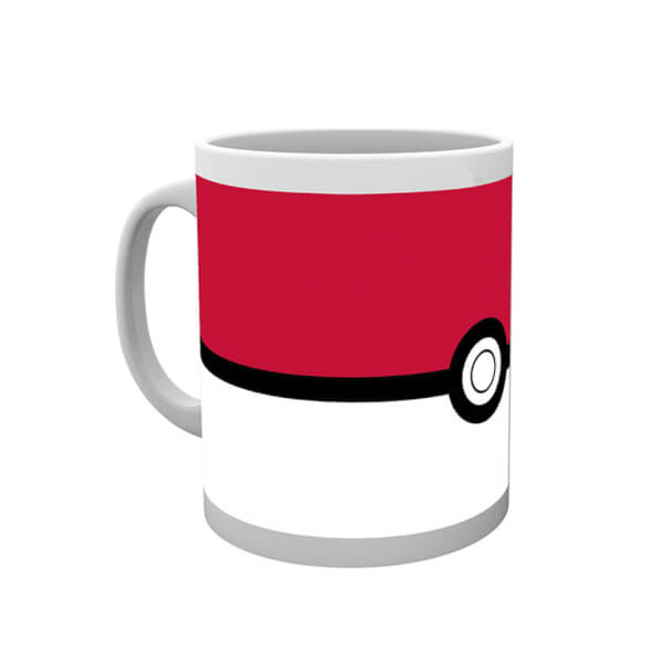Pokémon Poké Ball Mug