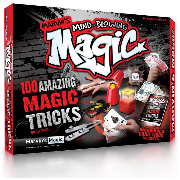 Marvin's Magic Mind Blowing Magic 100