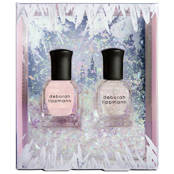 Deborah Lippmann Ice Princess Nail Varnish Gift Set (2x8ml)