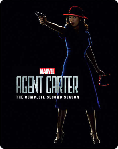 Agent Carter Saison 2 Saison 2 Steelbook (Édition UK)