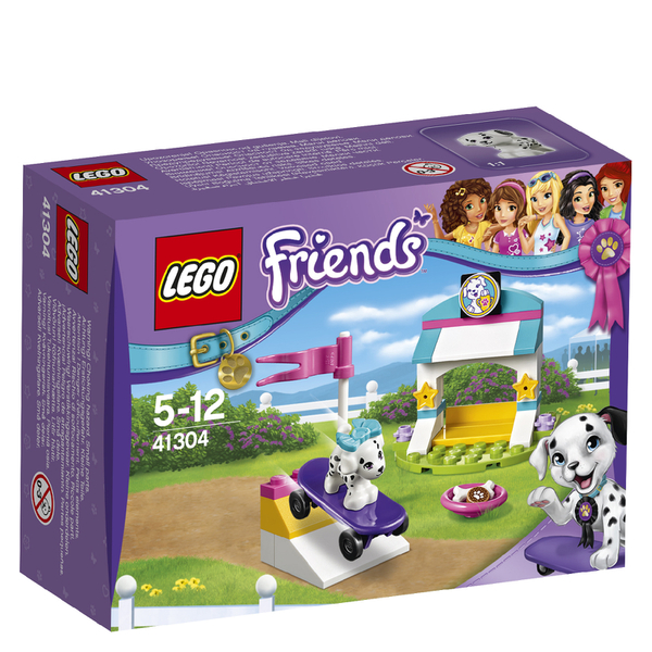 LEGO Friends: Puppy Treats & Tricks (41304)