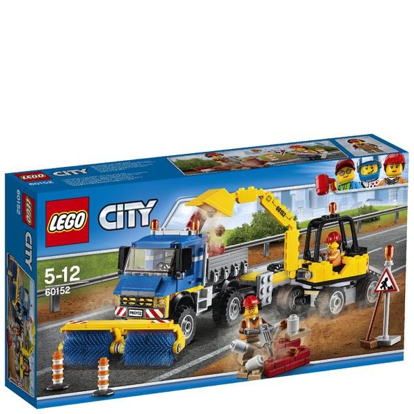LEGO City: Le déblayage du chantier (60152)