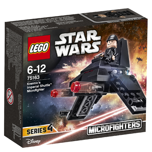 LEGO Star Wars: Krennic's Imperial Shuttle Microfighter (75163)