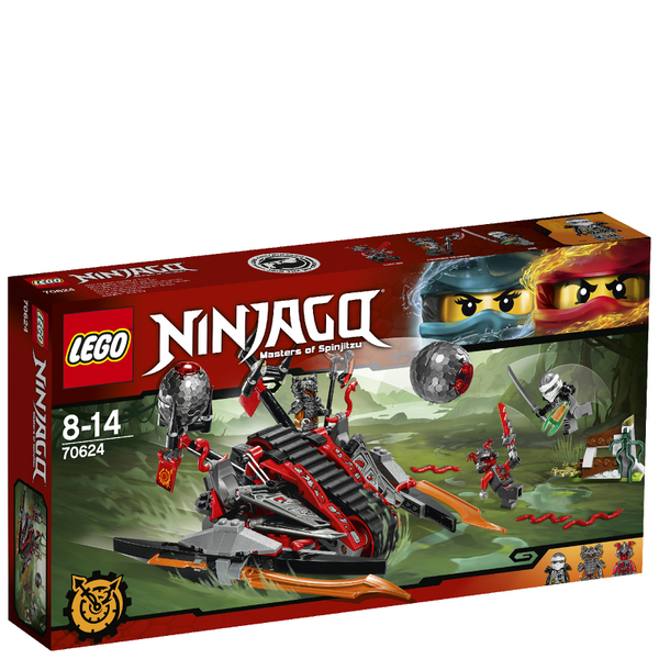 LEGO Ninjago: Vermillion Invader (70624)