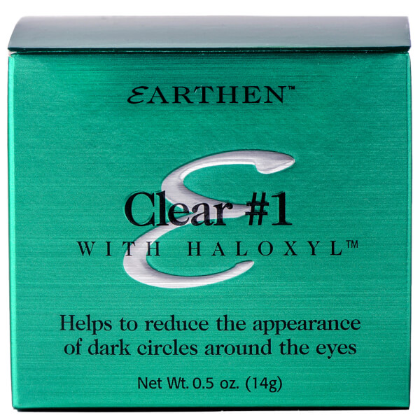 Earthen Clear #1 with Haloxyl Eye Cream