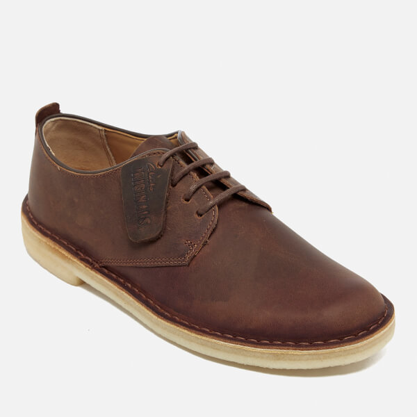 Clarks Desert London Shoes Beeswax
