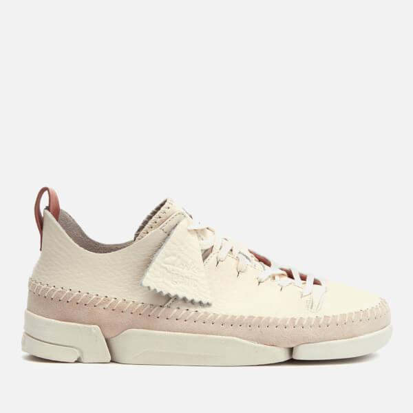 Clarks Originals Women's Trigenic Flex Shoes - White Nubuck