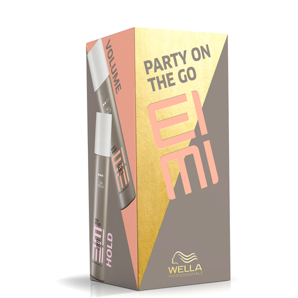 Wella Eimi Travel Size Gift Set (Worth £23.50)