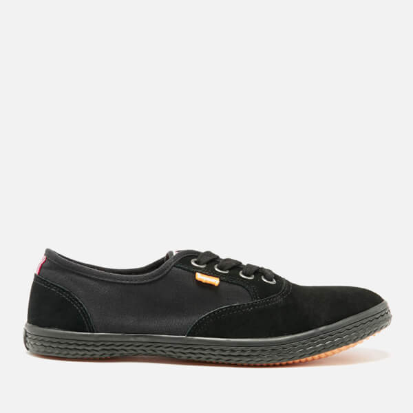 Superdry Men's Iowa Trainers - Black