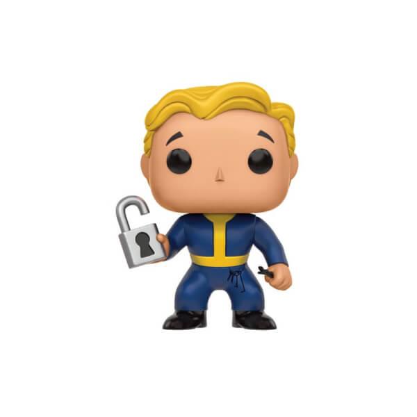 Fallout Vault Boy Locksmith EXC Pop! Vinyl Figure