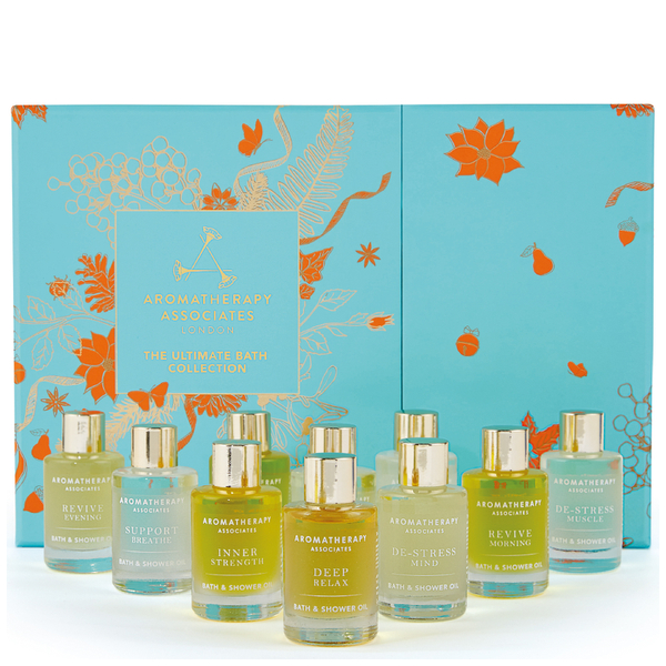 Aromatherapy Associates Ultimate Bath Collection Christmas