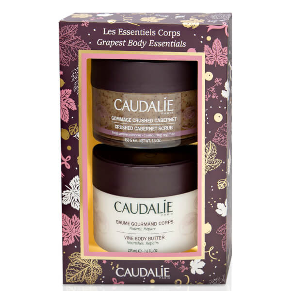 Caudalie Grapest Body Essentials (Worth $72)