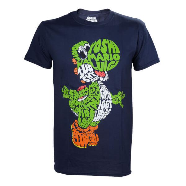 Yoshi Word Play T-Shirt