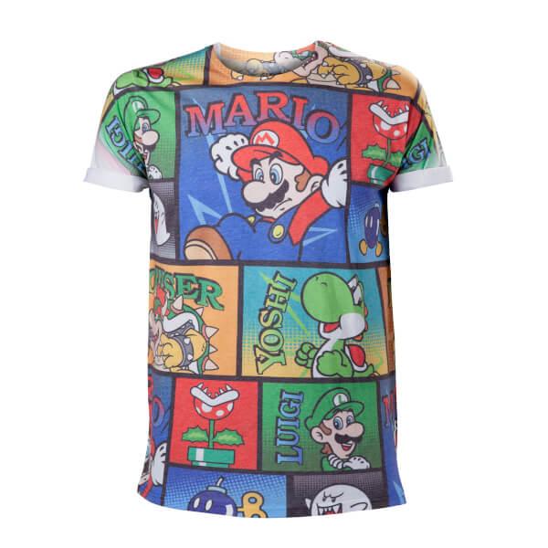 Mario & Co. T-Shirt