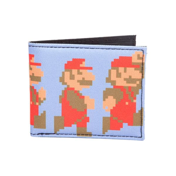 Mario 8-Bit - Bi-fold Wallet