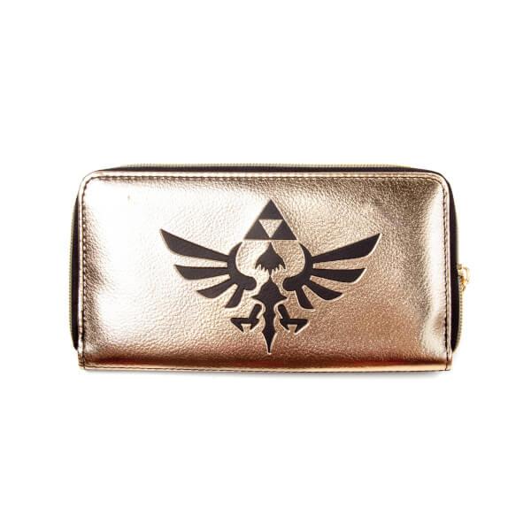 The Legend Of Zelda - Girls Wallet (Gold Mirror)