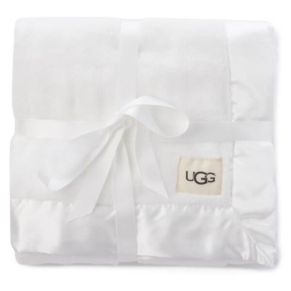 Ugg Babies Large Receiving Blanket Cream Homeware
