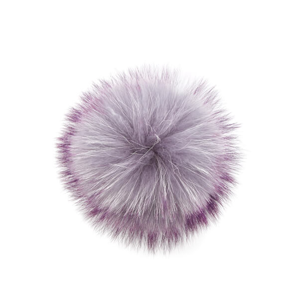 BKLYN Women's Pom Pom - Grey/Purple