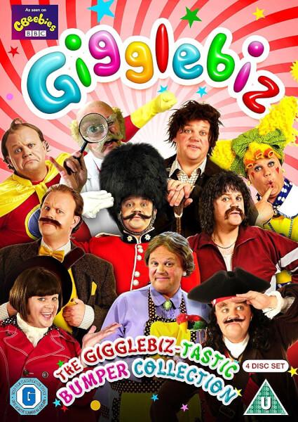 Gigglebiz: The Gigglebiz-tastic Bumper Collection