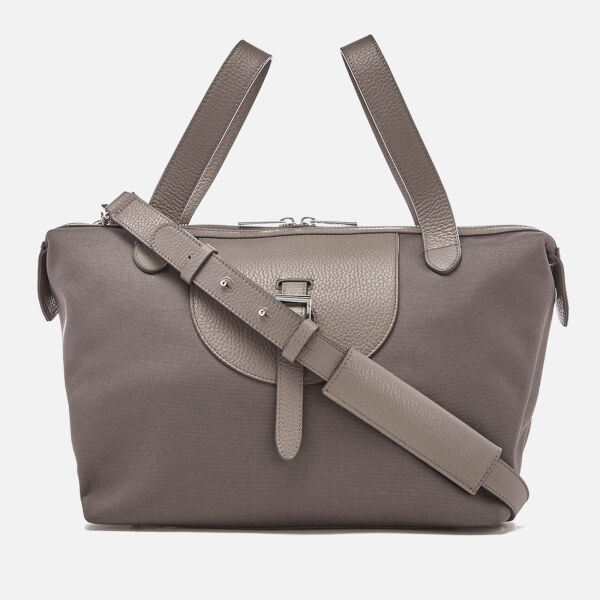meli melo Women's Thela Medium Weekender Bag - Elephant Grey