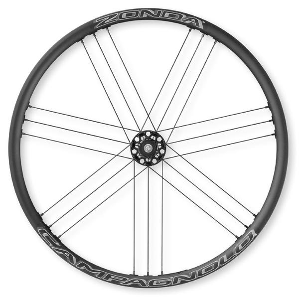 Campagnolo Zonda C17 Disc Brake QR Wheelset - Black