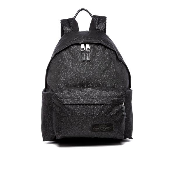 Eastpak Padded Pak'r Sparkles Backpack - Cavier Black