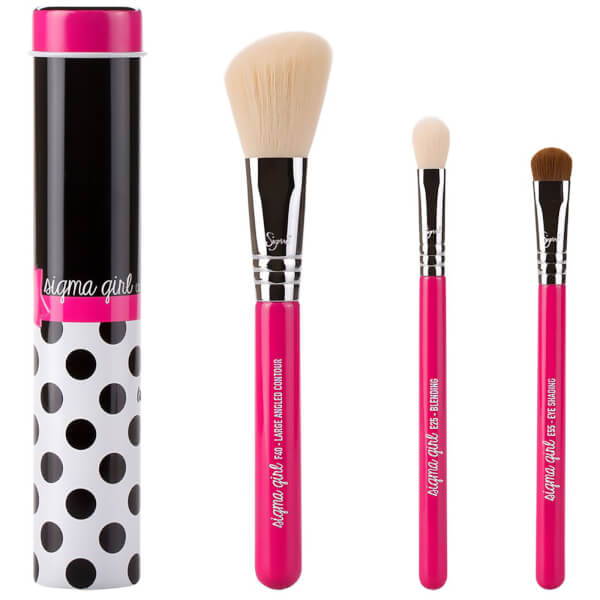 Sigma Colour Pop Brush Kit