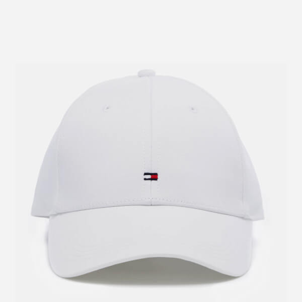 Tommy Hilfiger Men s Classic Cap - Classic White Clothing  a77d0be1450