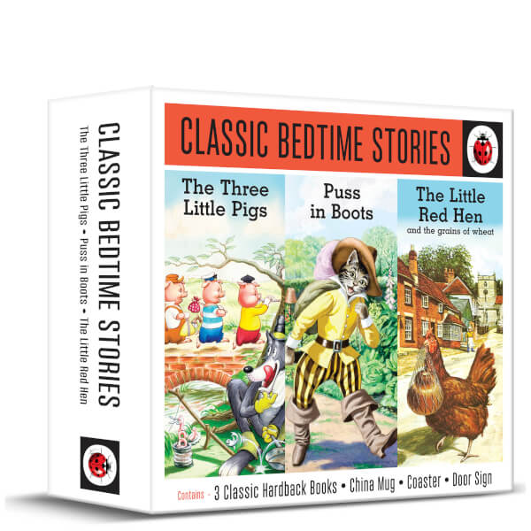 Ladybird Classic Bedtime Stories Volume I