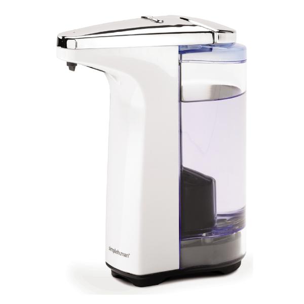 simplehuman Sensor Soap Dispenser - White 237ml