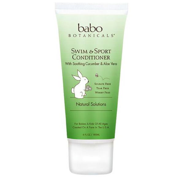 Babo Swim & Sport Conditioner - Cucumber & Aloe