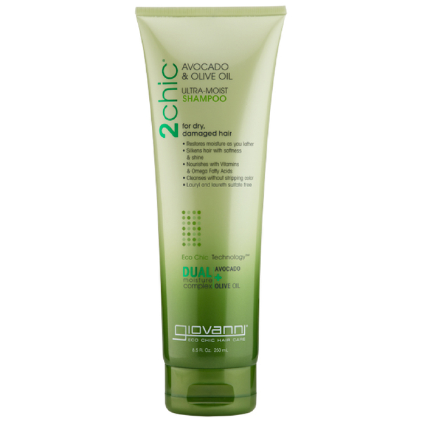 Giovanni Ultra-Moist Shampoo 250ml