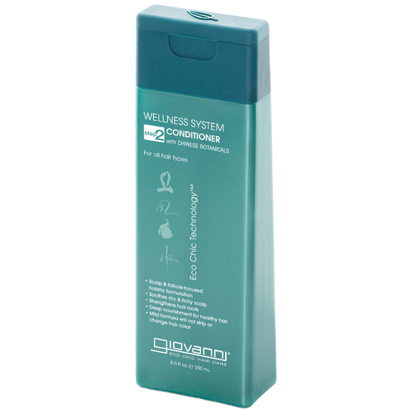 Giovanni Wellness Conditioner 250ml