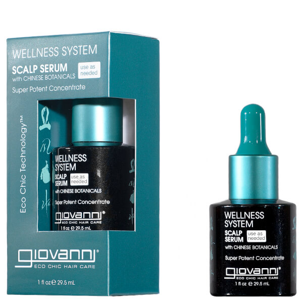 Giovanni Wellness Scalp Serum 25ml