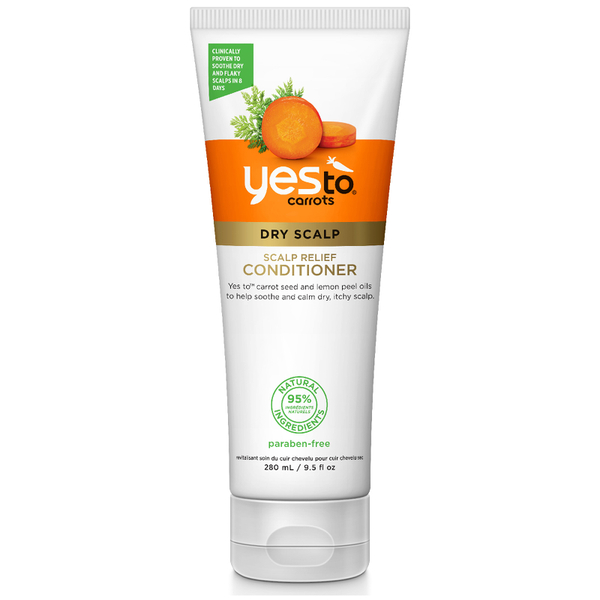 Yes To Carrots Scalp Relief Conditioner 280ml