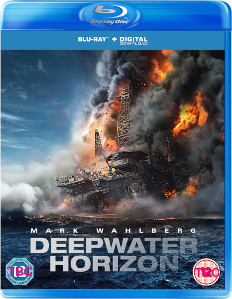 Image result for deepwater horizon blu-ray