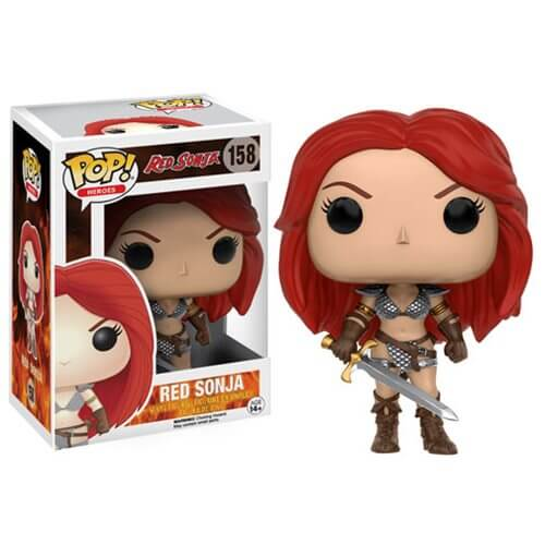 Red Sonja Pop! Vinyl Figure