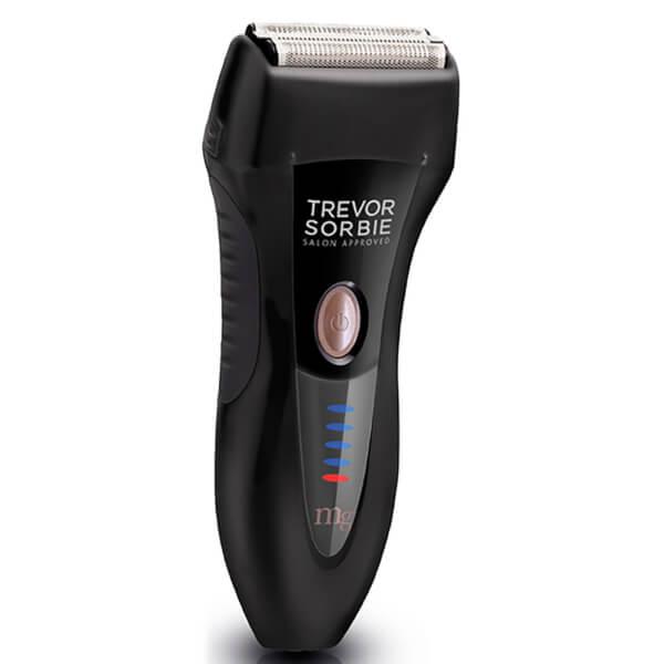 Trevor Sorbie Stay Sharp Stainless Steel Professional Dual Foil Shaver