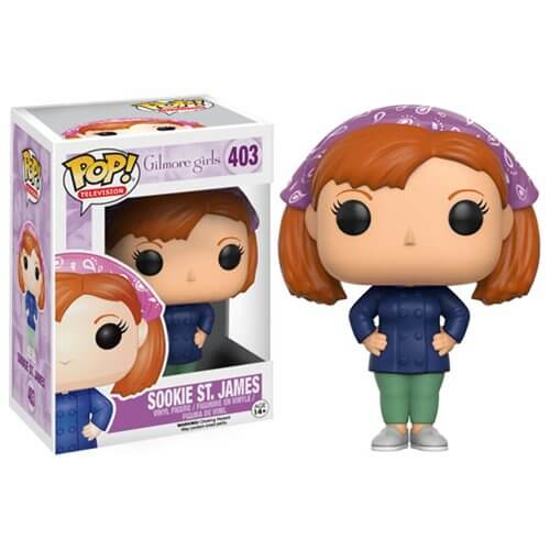 Gilmore Girls Sooki Pop! Vinyl Figure