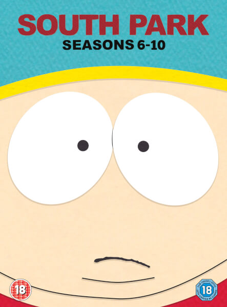 South Park: Series 6-10 Set