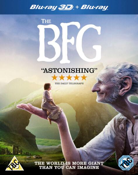 The BFG 3D (Includes 2D Version)
