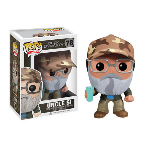 Funko Uncle Si Pop! Vinyl
